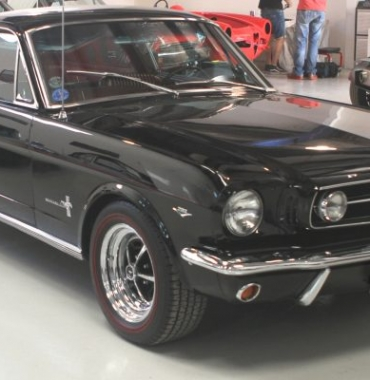 '66 Ford Mustang Fastback 2+2
