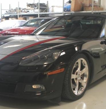 '09 Chevrolet Corvette C6