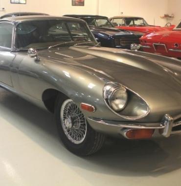 '69 Jaguar E-type series 2